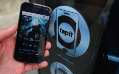 Tapit to digitally engage your consumers instore